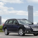 SUBARU OUTBACK WITH DIESEL AUTO IS HERE