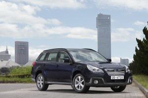 SUBARU OUTBACK WITH DIESEL AUTO