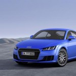 EMOTION, DYNAMISM AND HIGH-TECH – THE NEW AUDI TT