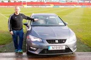 Munster Rugby SEAT